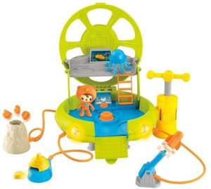 Octonauts Deep Sea Octo-Lab, Home Bargains INSTORE £17.99