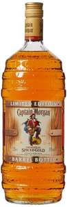 captain morgan spiced rum 1.5 litre limited edition barrel bottle £22.64 @ Amazon