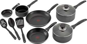 Tefal Non-stick Aluminium 9 Piece Pan Set  £22.99 @ Argos on ebay
