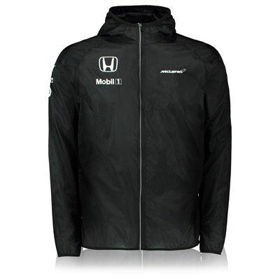 McLaren Honda Team Ultra-Light Water Repellent Jacket Black £12 @ mclarenstore