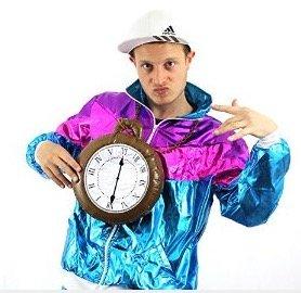 Tesco basics wall clock £4.00 YES!!! £4.00 @ Tesco Direct