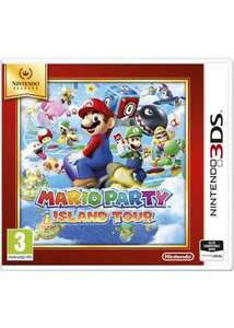 Mario Party Island Tour 3DS Selects (£12.99 - Base.com)