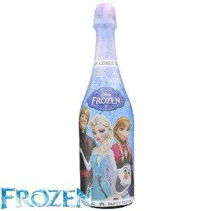 Disney frozen non alcoholic, popping cork party drink sparkling white grape flavor. £1.99 @ homebargains