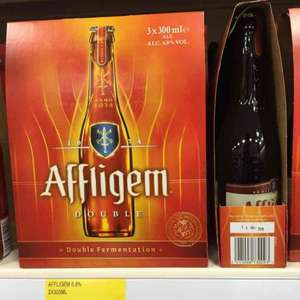 Affligem Double Belgium Beer 3 X 300ml bottles £2.49 @ B&M