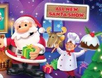 Santa's Winter Wonderland Snow Dome Tamworth £16.95 each