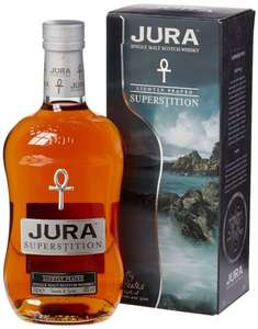 Jura superstition £25 delivered Amazon