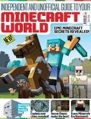 3 issues of Minecraft World or Mineworld magazine for £1 @ Dennis publishing