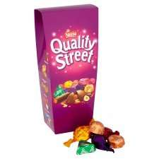 Quality Street Carton 350G £1.50 @ Tesco