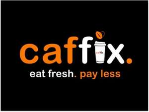 Caffix Cafe - Coffee, salad, cakes, sandwiches where everything is a £1 in London