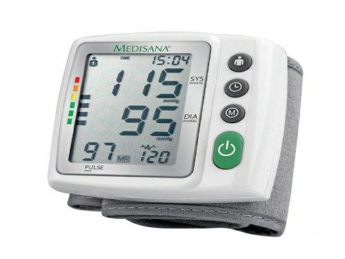 Medisana Wrist Blood Pressure Monitor @ lidl