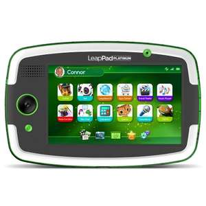 LeapFrog LeapPad Platinum Green Or Purple £49.99 Delivered @ Amazon
