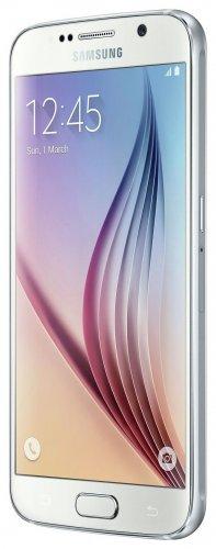 Refurbished Sim Free Samsung Galaxy S6 - White form Argos Ebay
