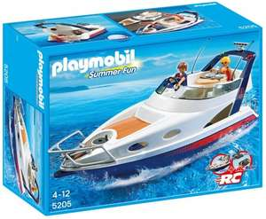 Playmobil 5205 Summer Fun Luxury Yacht £11.42 @ Amazon