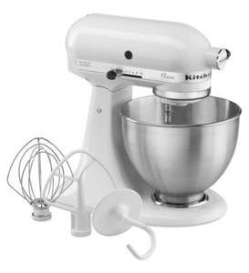 KitchenAid Classic Stand Mixer White £249.99 Amazon