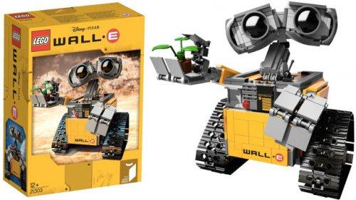 LEGO Disney Pixar Wall-E Lego set, UPDATE: £39.99 NOW Was £32 @ John Lewis online- cheaper than Amazon, sold out at Tesco