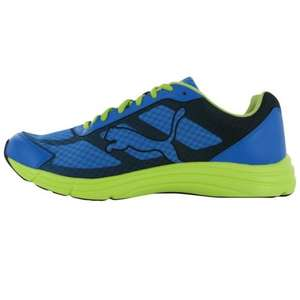 Puma Expedite Mens Running Shoes Size 7-12  £14 + free delivery @ sportsdirect.com