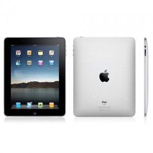 Apple iPad 1 16GB WiFi Black - £99.95 +del - Morgan Computers