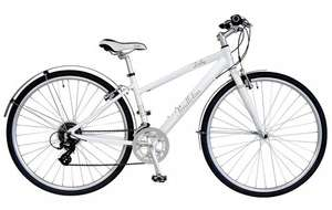 Pendleton Dalby womens hybrid bike reduced to £229.99 + extra £20 off until 14 December making it £209.99 - free click and collect from Halfords