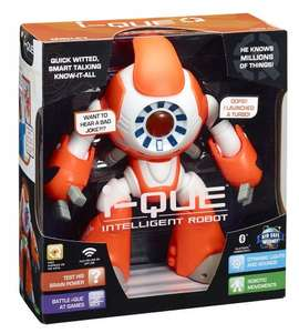 i-Que Intelligent Robot Action Figure £32.49 Delivered @ Amazon