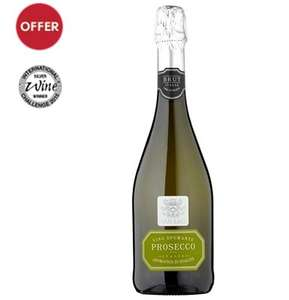 San Leo Prosecco Brut NV  Was £10.49 Now £7.79 WAITROSE