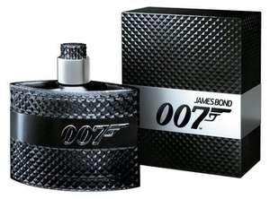 James Bond 007 Eau de Toilette 125ml Spray £26.15 @ perfume-click
