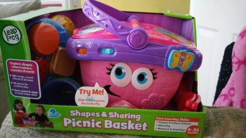 Leapfrog picnic £5.00 instore at Morrisons