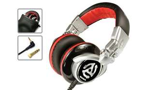 Numark RED WAVE DJ Headphones @ DJKit £39.99 FREE Delivery (£50 Spend)