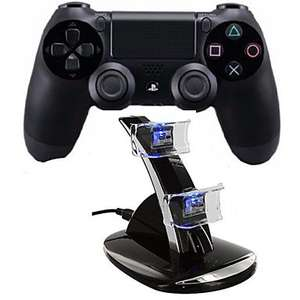 Unofficial PS4 Dual Shock Controller + Charging Dock £33.59  @ miniinthebox