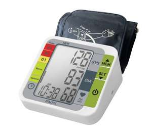 HoMedics Automatic Deluxe Arm Blood Pressure Monitor £24.99 @ Amazon