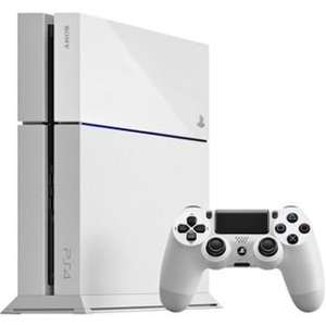 Sony PS4 Console with 500GB White with choice between 2 games £259.99 @ Argos