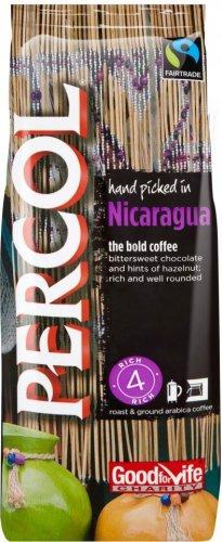 Percol - 227g Ground Coffee - Italiano or Nicaragua - 99p Stores - Farnborough