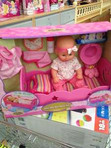 Dream collection deluxe doll with accessories £5 Morrisons instore