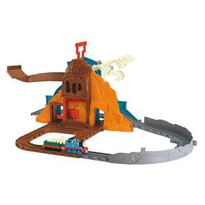 Thomas & Friends Roaring Dino Run Take-n-play set £17.50 @ Boots