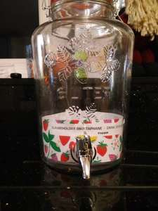 6 litre Drink Dispenser - £12 - Tiger - Instore