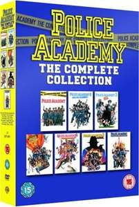 Police Academy 1-7 (DVD) £9.99 @ Xtra-Vision