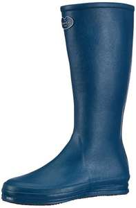 Le Chameau Cabourg Women's Roll up Welly Boots from £23.42 to £28.17 at Amazon