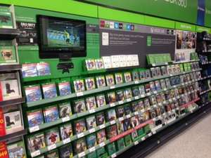 Xbox One and PS4 Selected Games Buy 2 for £60 in Asda instore