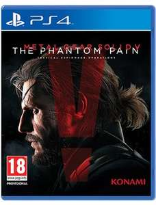 Metal Gear Solid V: The Phantom Pain (PS4/X1) £20 Delivered @ Playtime (Preowned)