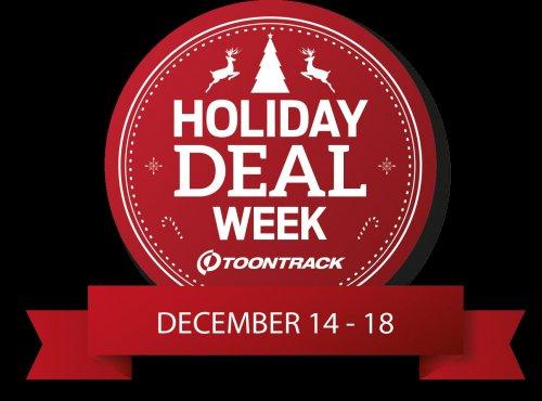 Toontrack Monster Midi Pack £6.05 (holiday deal week)