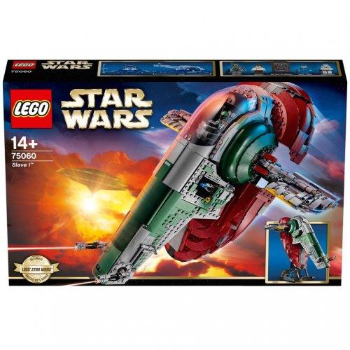 Star Wars Lego - Slave I (set 75060) - Smyths Toy Store £149.99 (£20 off)