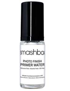 4 mini Smashbox Photo Finish Primer Waters £15.00 @ Boots - £10 in points back