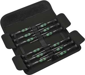 Wera Kraftform 12 Piece Micro Electronic Screwdriver set - £24.99 @ Amazon