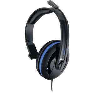 Turtle Beach Ear Force P4C Headset (PS4) @ Amazon  £5.00 (prime) £6.99 (non prime)  Lightning Deal