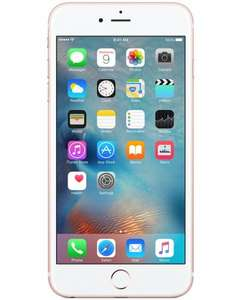 iphone 6s 128gb, 150 up front 31 per month 3gb data (cam be doubled with O2 for free) @ mobiles.co.uk