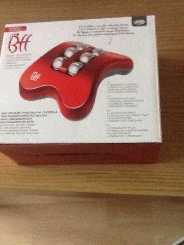 JML mini foot massager £1.99 @ watt brothers instore Glasgow