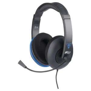 Turtle Beach Ear Force P12 Gaming Headset (PS4) £14.00 @ Tesco Direct