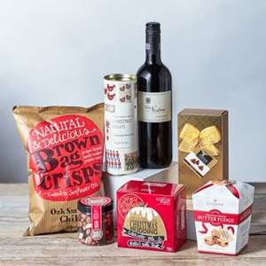 20% off Waitrose Hampers *yum!*.....FROM £24