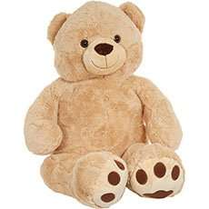 Giant 4ft2 Teddy Bear - £29.99 delivered @ TK Maxx