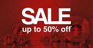 F&F Tesco Clothing IN-STORE SALE,Men's starts TODAY 15th,Kids 16th & Women's 17th Dec up to 50% off!