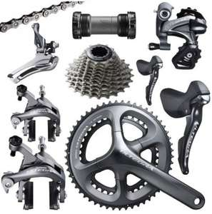 Shimano Ultegra 6800 11-Speed Groupset Tweeks Cycles